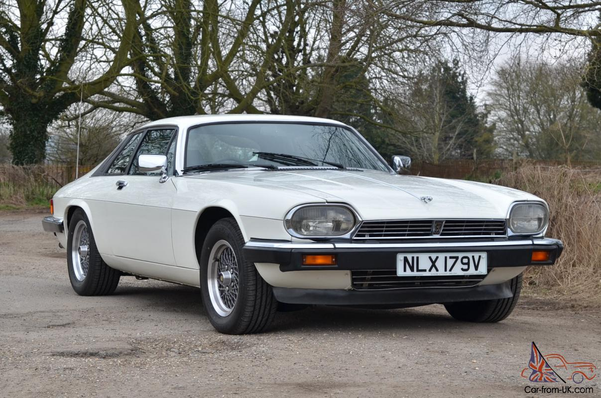 Could we talk about the Jaguar XJS ? Grassroots