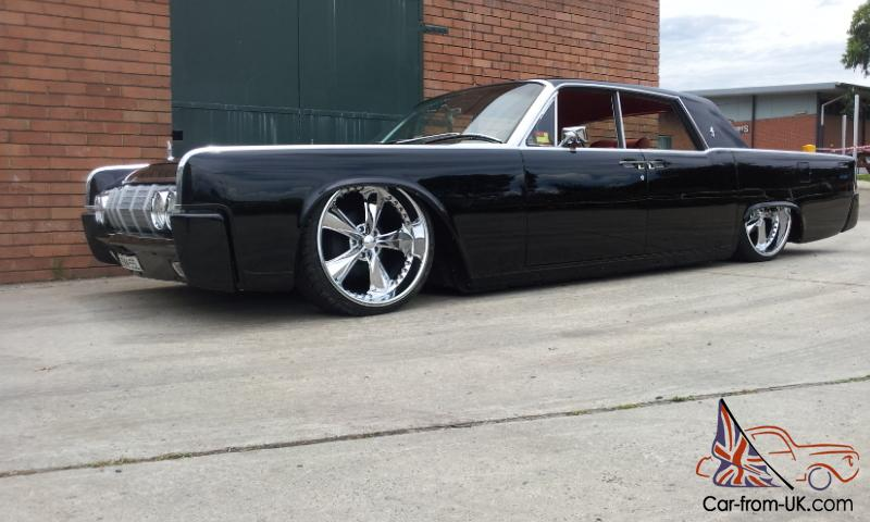 custom 64 lincoln continental in in sydney nsw. Black Bedroom Furniture Sets. Home Design Ideas