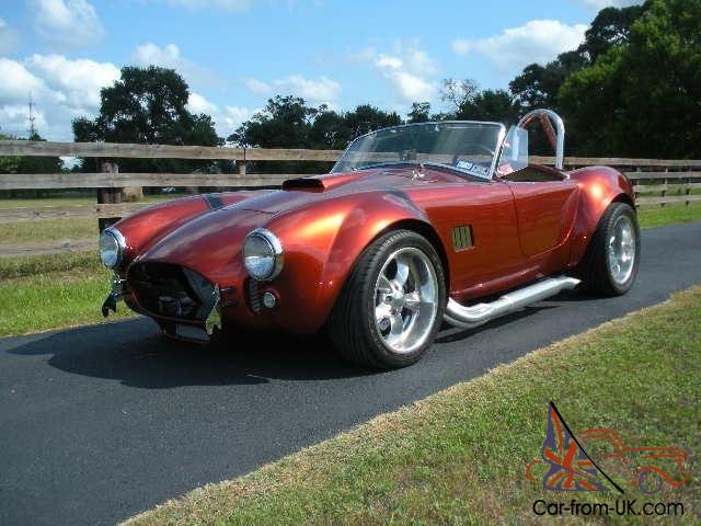 lone star ls427 cobra 1966 replica