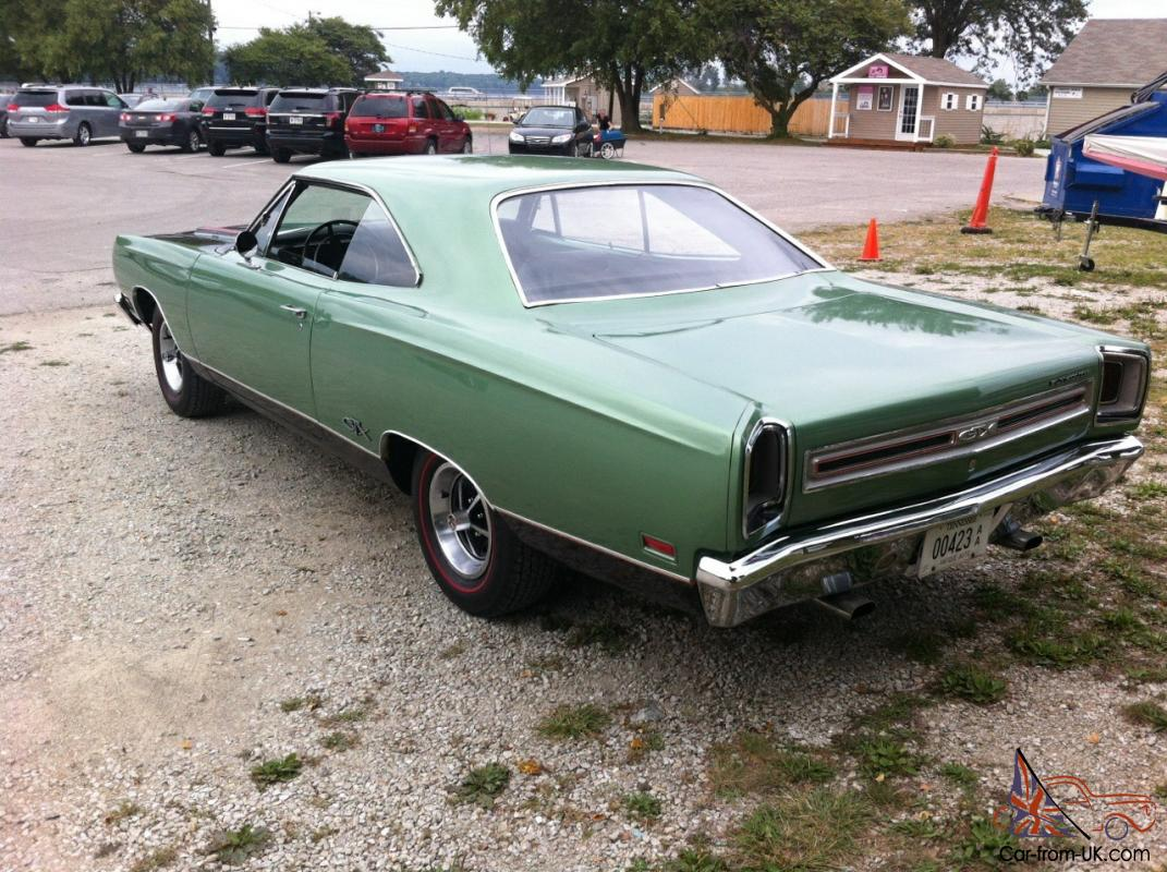 1969 plymouth gtx rare 440 375 hp matching numbers. Black Bedroom Furniture Sets. Home Design Ideas