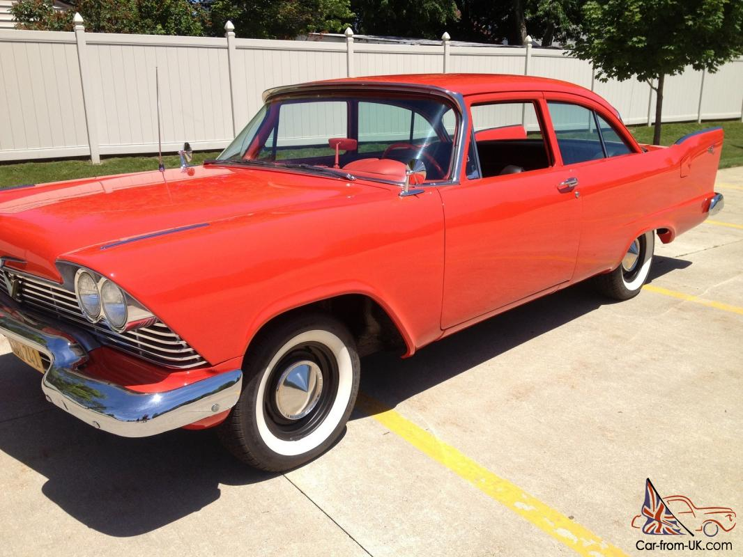 1958 Plymouth Fury For Sale >> 1958 Plymouth Fury Christine