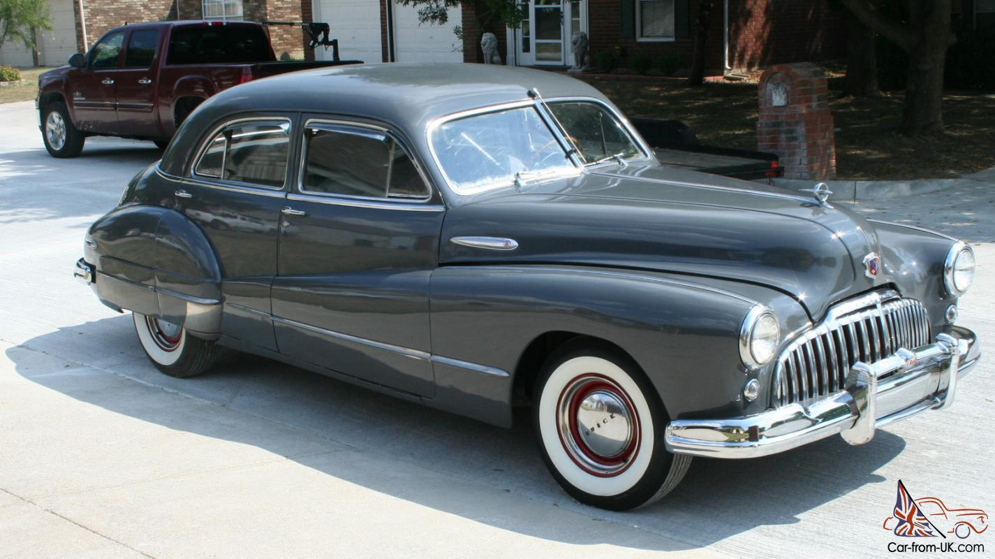 BEAUTIFUL 1946 BUICK SUPER MODEL 51 NICE CONDITION, HARD TO FIND. NEW ...