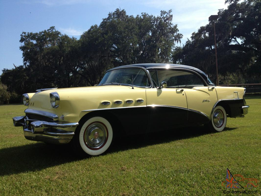 Beautiful Restored 1956 Buick Century 4 Door Hardtop (54