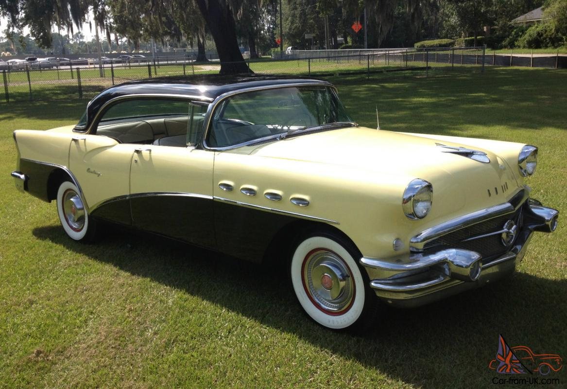 beautiful restored 1956 buick century 4 door hardtop 54