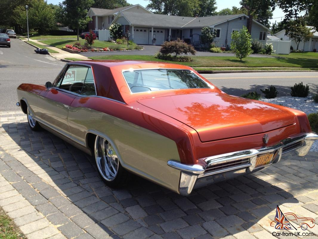 1965 BUICK RIVIERA ABSOLUTELY STUNNING SHOW CAR