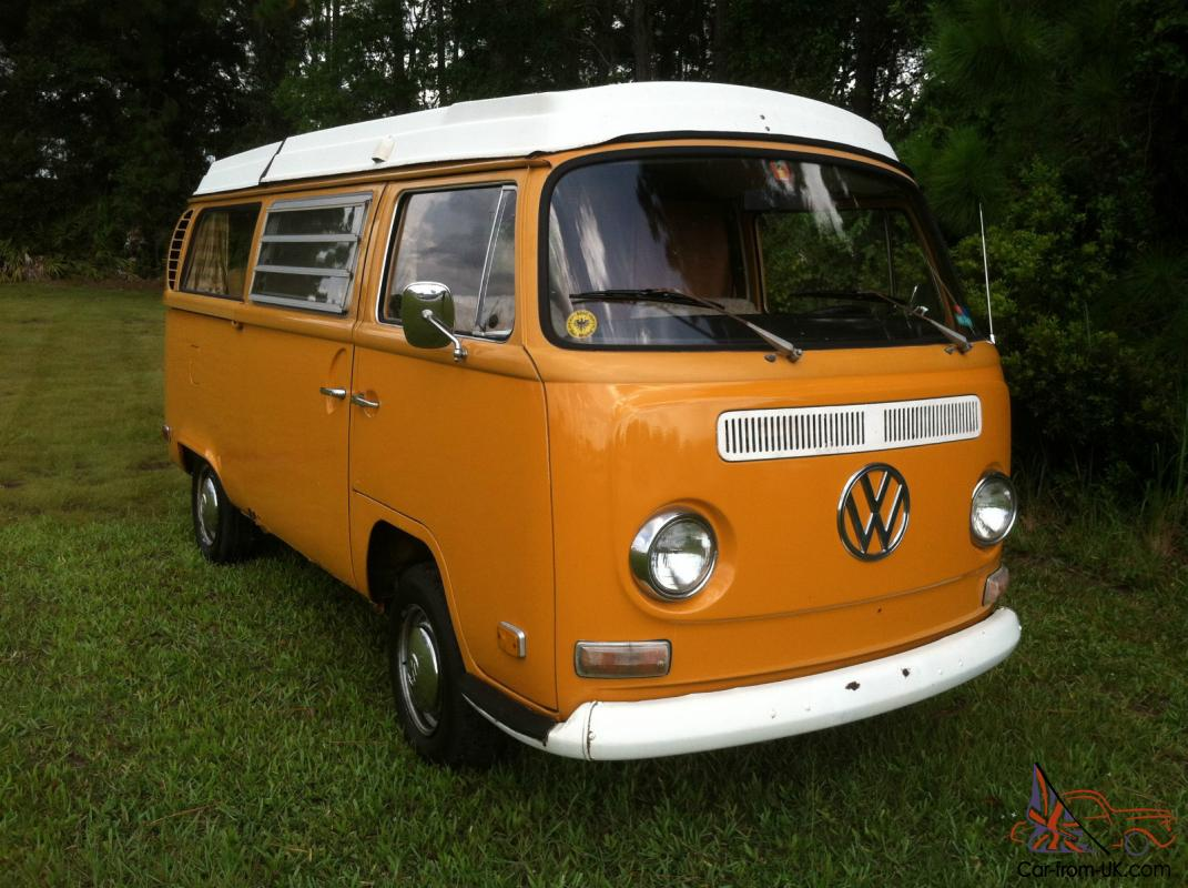 1971 vw type 2 bay window bus camper westfalia. Black Bedroom Furniture Sets. Home Design Ideas
