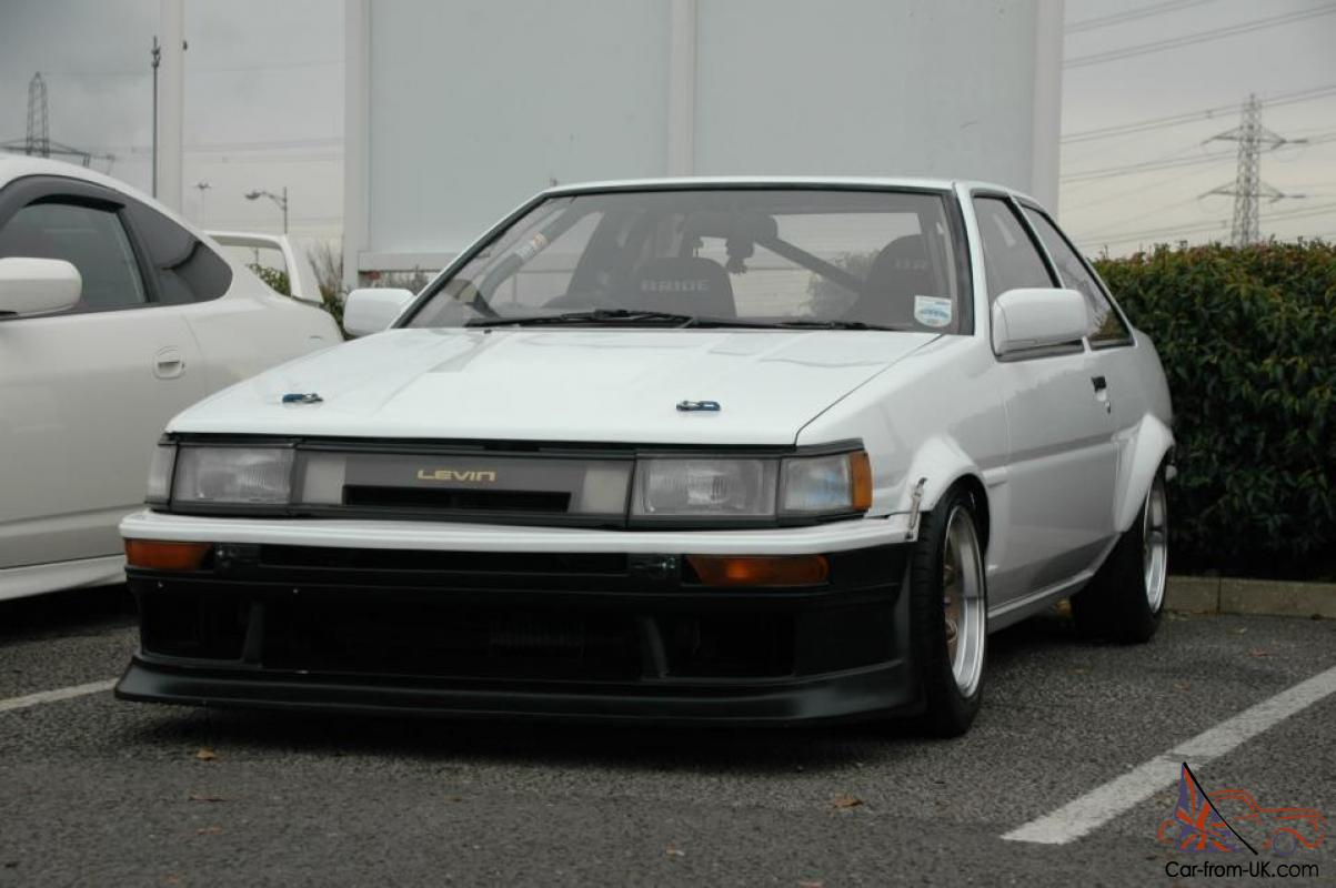 toyota corolla ae86 levin 2 door. Black Bedroom Furniture Sets. Home Design Ideas