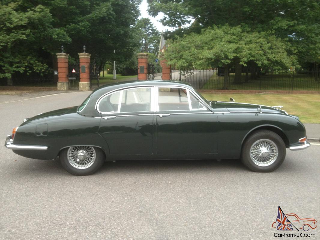 1965 jaguar s type green fabulous original condition 3 8 mod. Black Bedroom Furniture Sets. Home Design Ideas