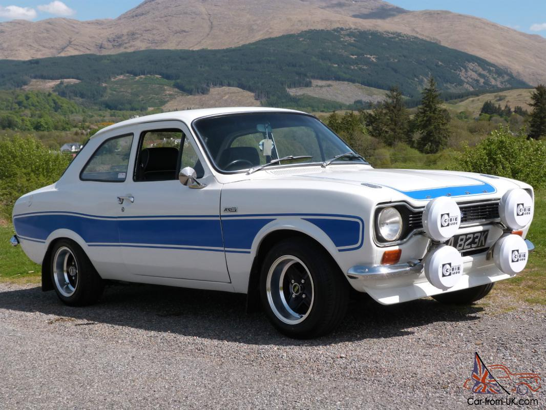 1972 FORD ESCORT MK1 RS2000 replica