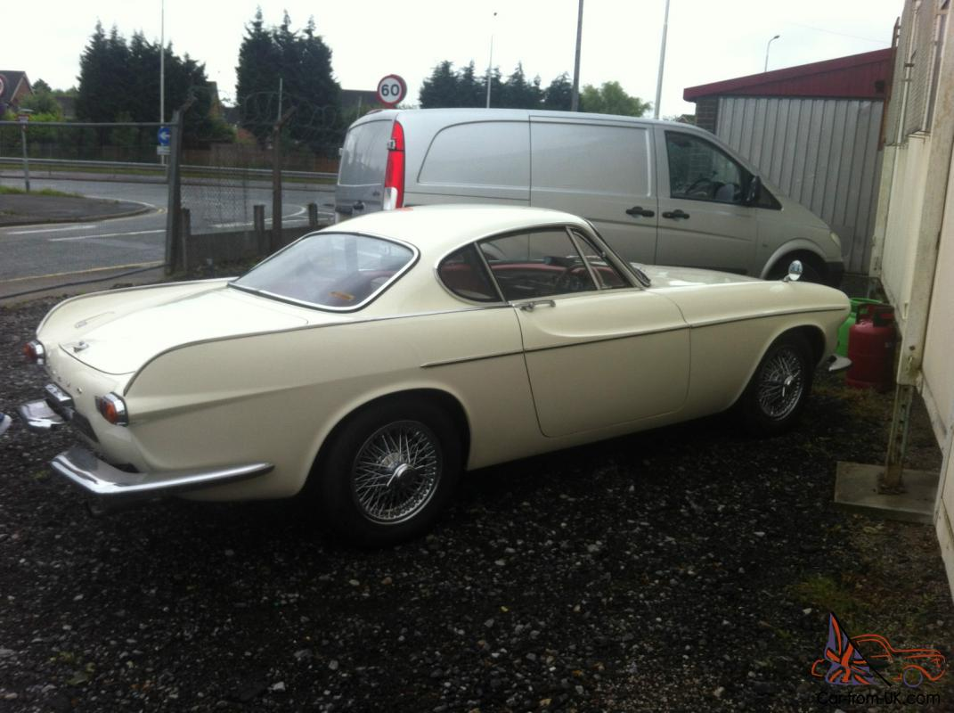 Volvo P1800 1967 Immaculate Condition