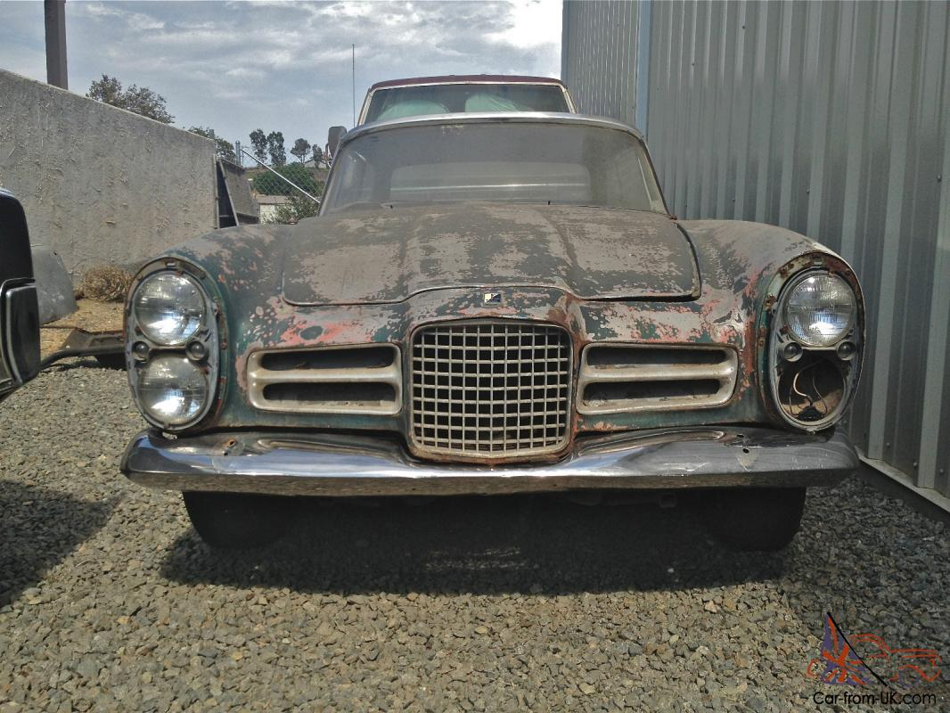 1964 FACEL-VEGA Facel III Parts Car For Sale