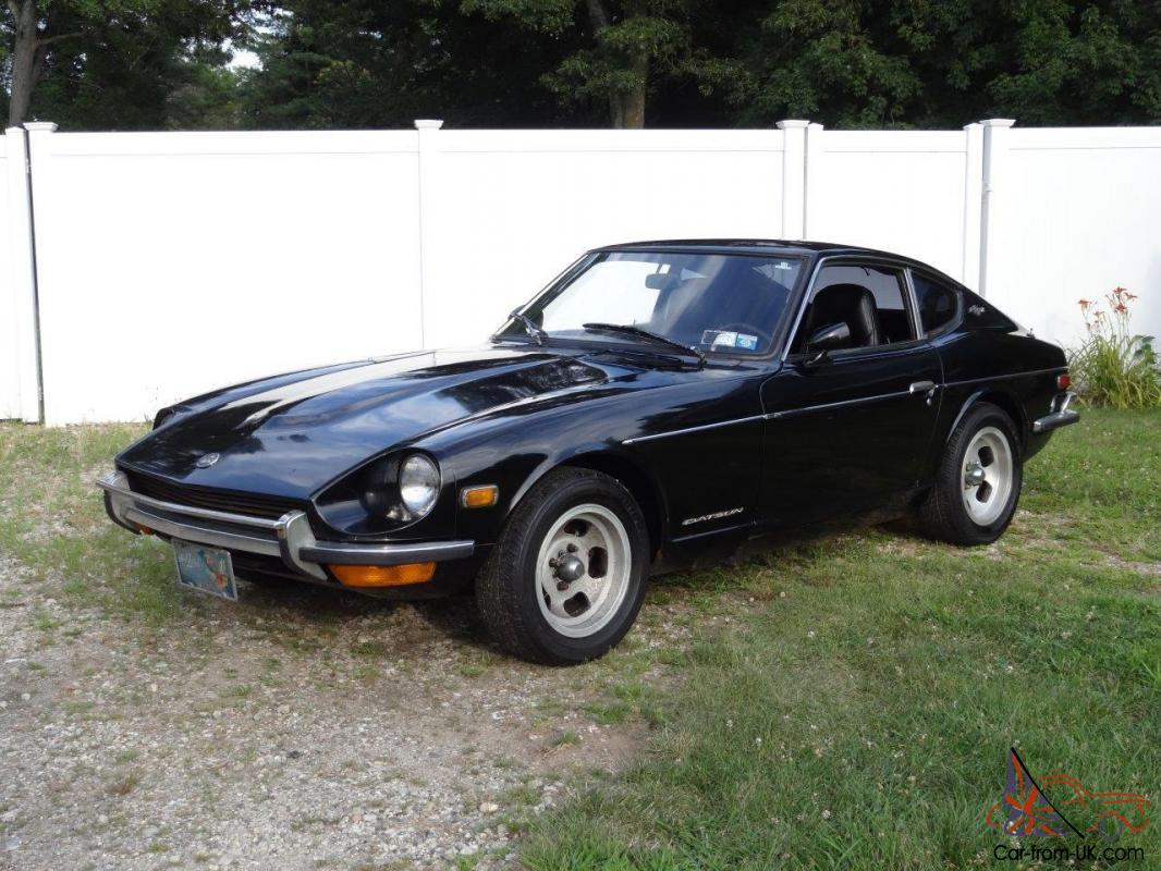 1970 datsun 240z. Black Bedroom Furniture Sets. Home Design Ideas