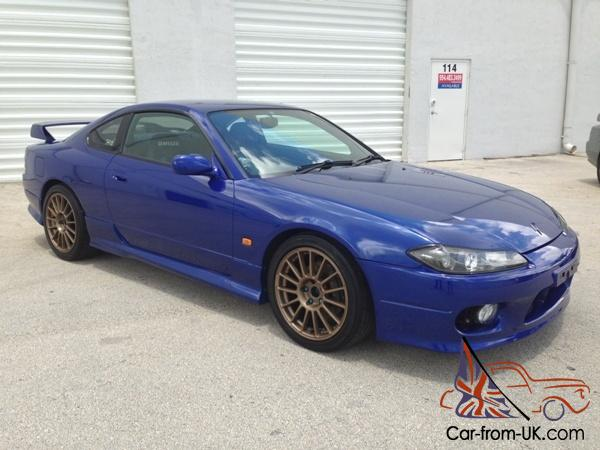 Nissan silvia s15 spec r for sale