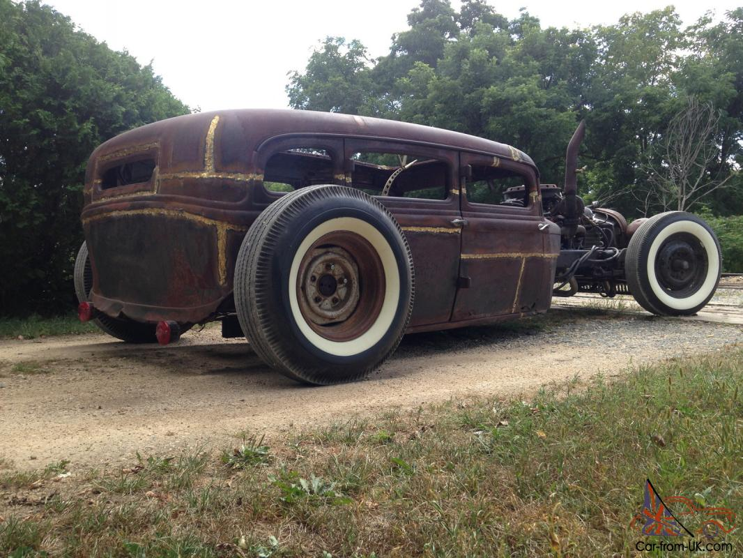 1933 dodge 4 door sedan rat rod chopped sectioned and for 1933 dodge 4 door