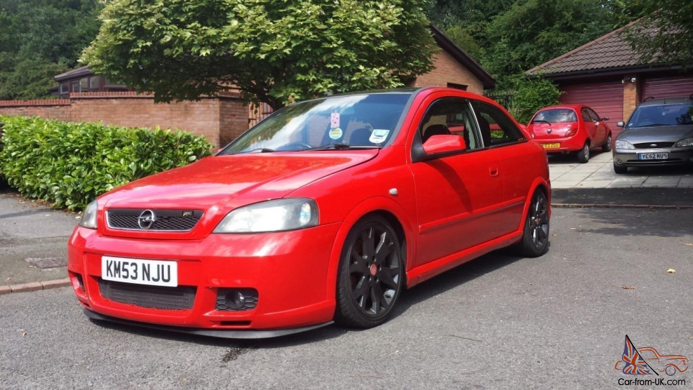 2003 vauxhall astra gsi turbo high spec. Black Bedroom Furniture Sets. Home Design Ideas