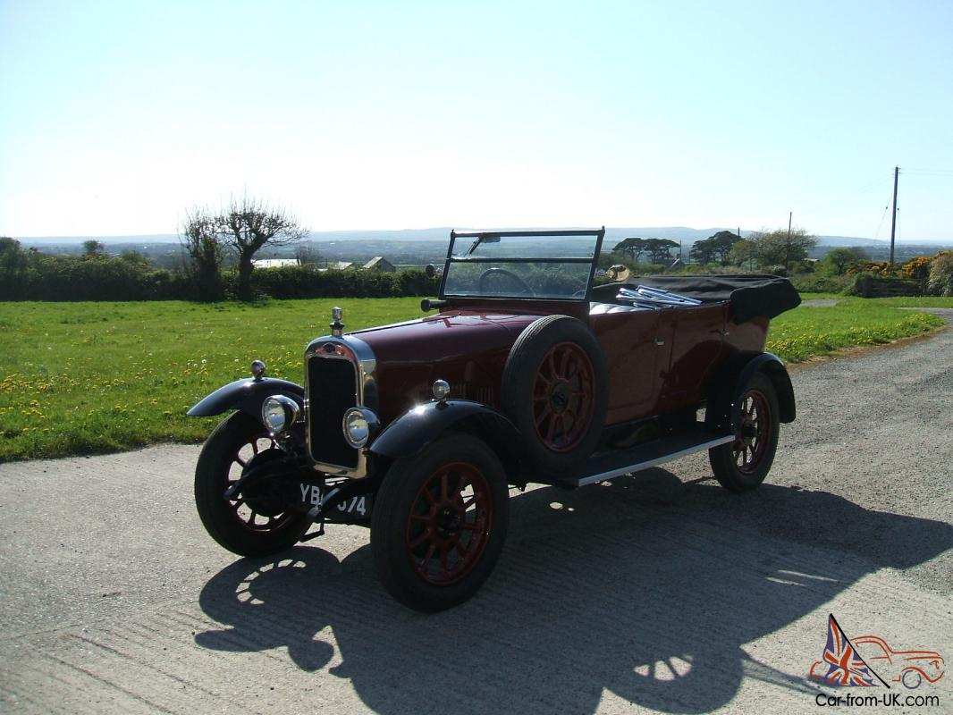 Clyno Royal Tourer 192...