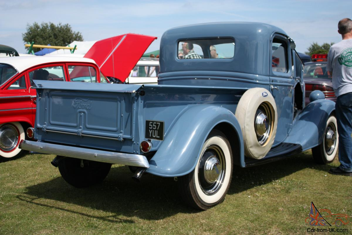 1935 Ford V8 Truck For Sale.html | Autos Post