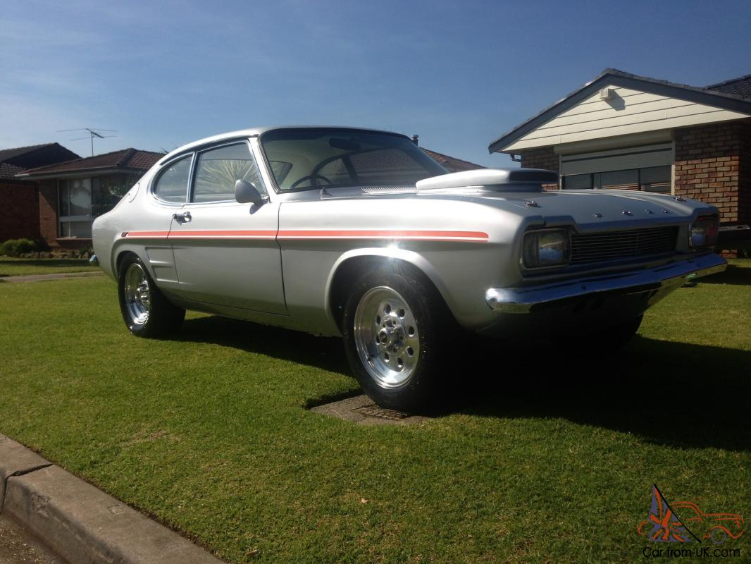 Ford Capri 302 351 Widsor 9inch Drag: ford motor auto sales