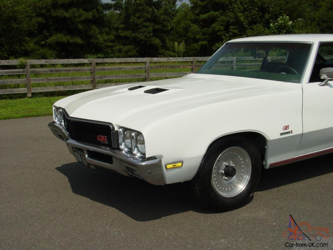 71 Buick GS 455 Stage 1 ProStreet Tribute for sale