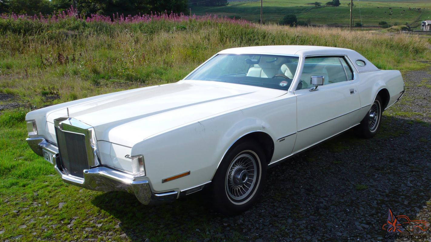 1972 lincoln mark iv for sale html