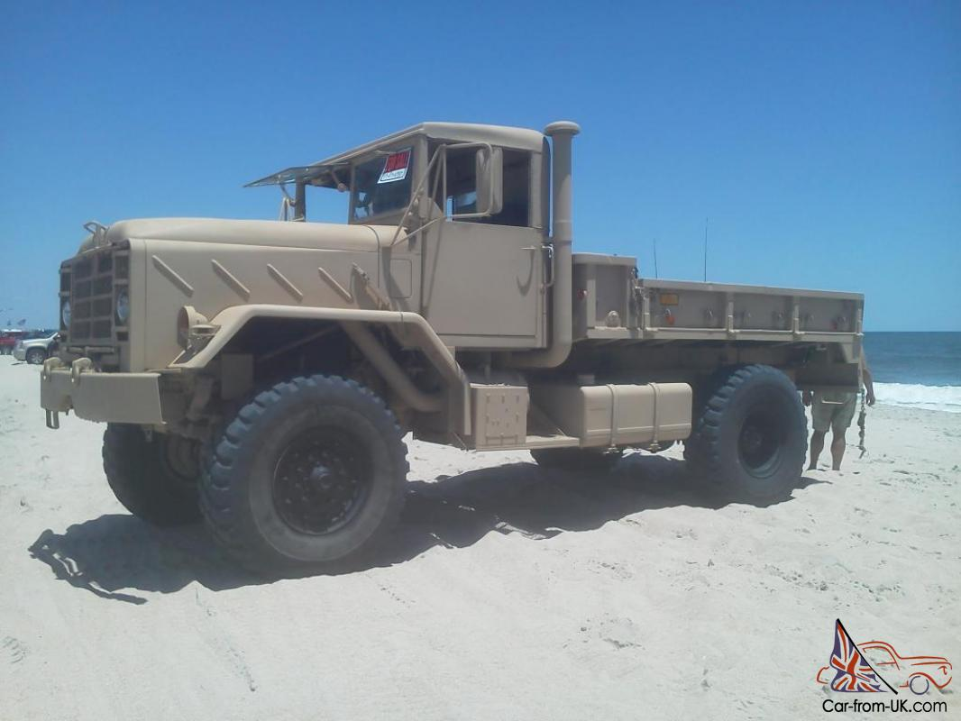 Bobbed Military 5 Ton For Sale | Autos Post