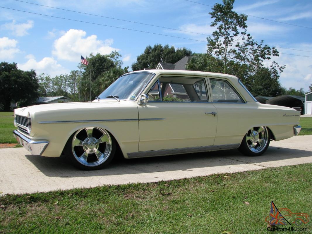 1964 Rambler American 330 Air Ride Cruise Pro Touring Street Rat Hot Rod  Custom