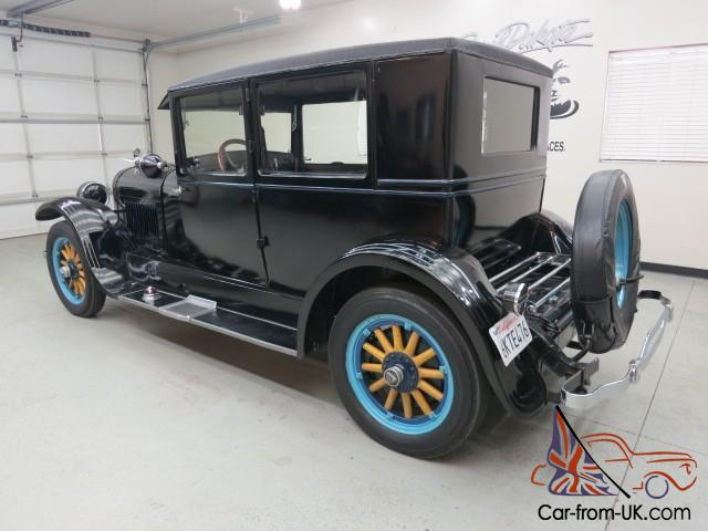 "Cars For Sale In Sioux Falls Sd >> Very ""Rare"" 1923 Hudson Super Six ""Coach Coupe"" Low miles and freshened interior"
