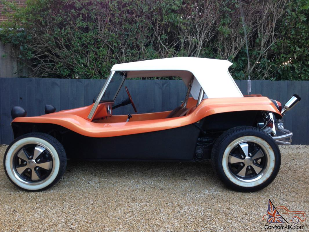 VW BEACH BUGGY MANX 2. MADE BY FLATLANDS ENGINEERING. COST