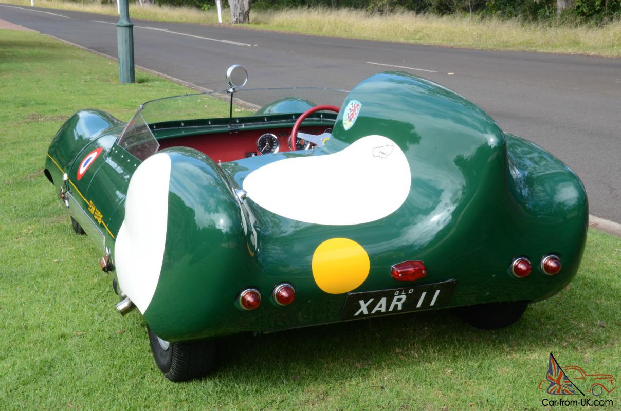Lotus Eleven Lemans Replica in Darling Downs, QLD