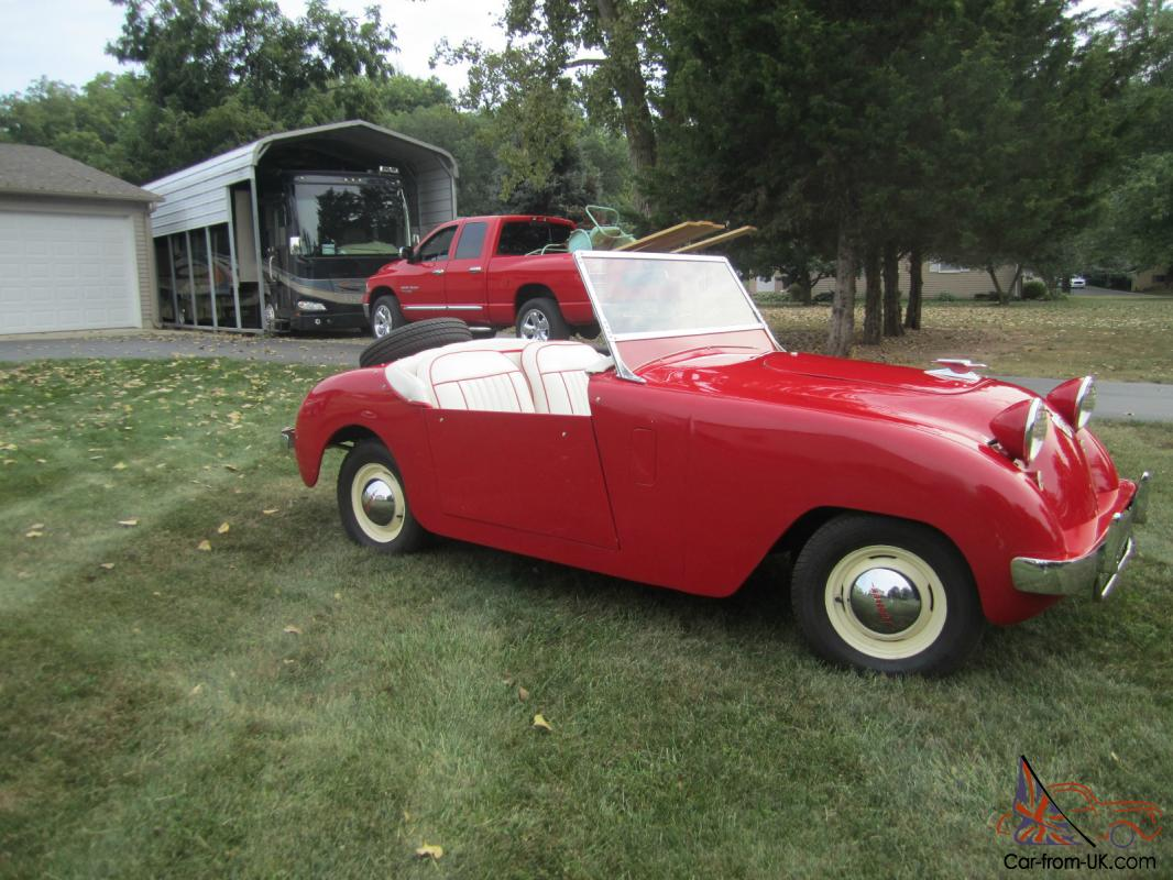 1952 Crosley Super Spo...