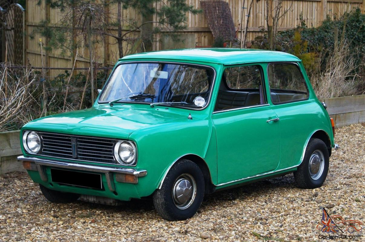 1973 austin mini clubman 998 good condition 3 owners fully serviced. Black Bedroom Furniture Sets. Home Design Ideas
