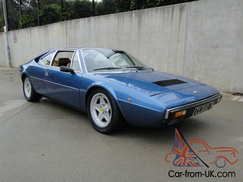 ferrari dino 308 gt4. Black Bedroom Furniture Sets. Home Design Ideas