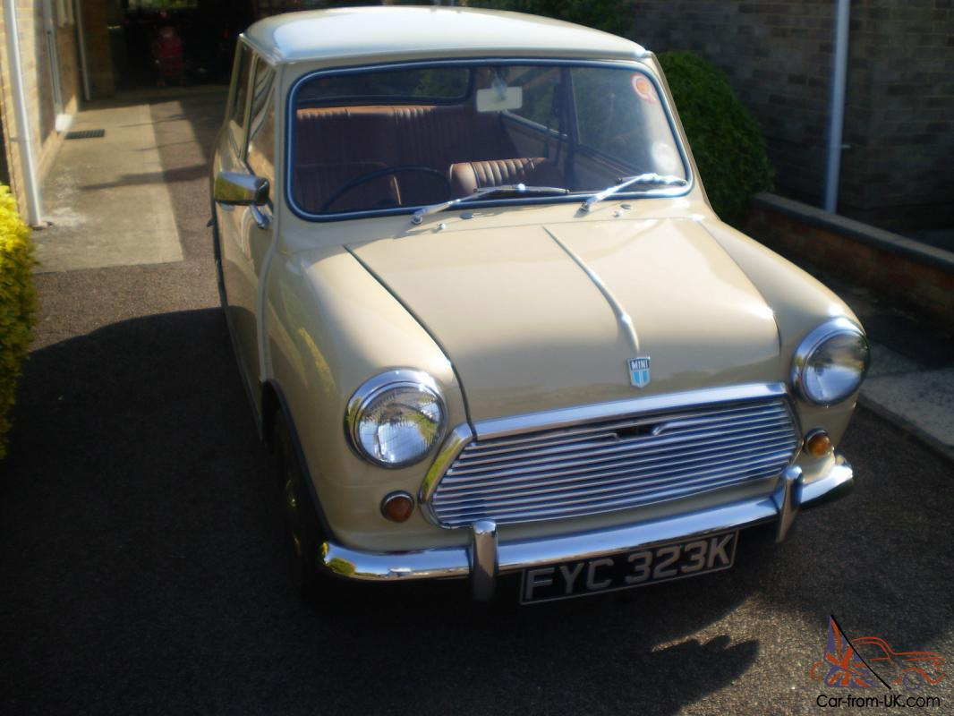What To Do If Car Overheats >> Mini 1000 Deluxe