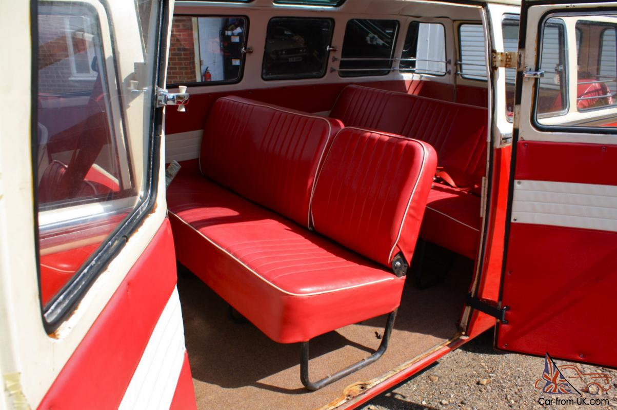 1960 volkswagen split screen 23 window samba for sale for 1963 vw samba t1 21 window split screen campervan