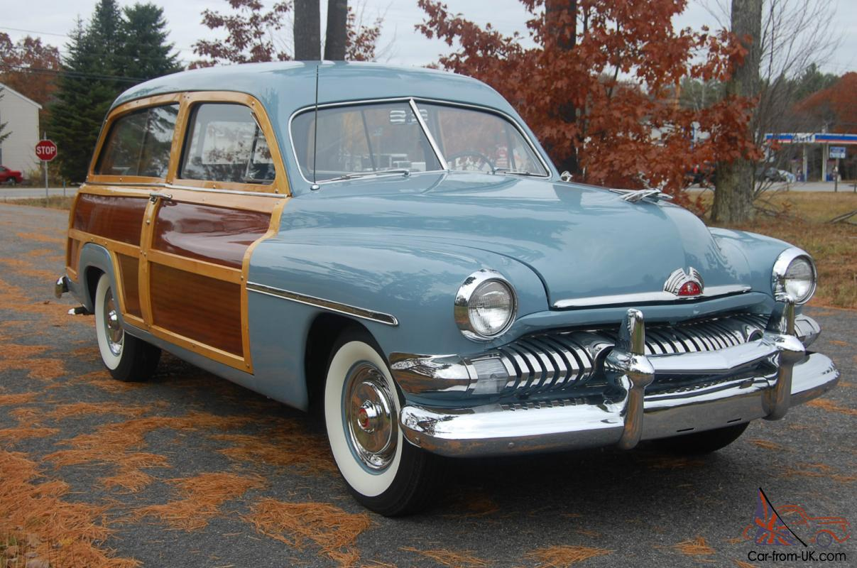 1951 mercury woody station wagon reserve lowered. Black Bedroom Furniture Sets. Home Design Ideas
