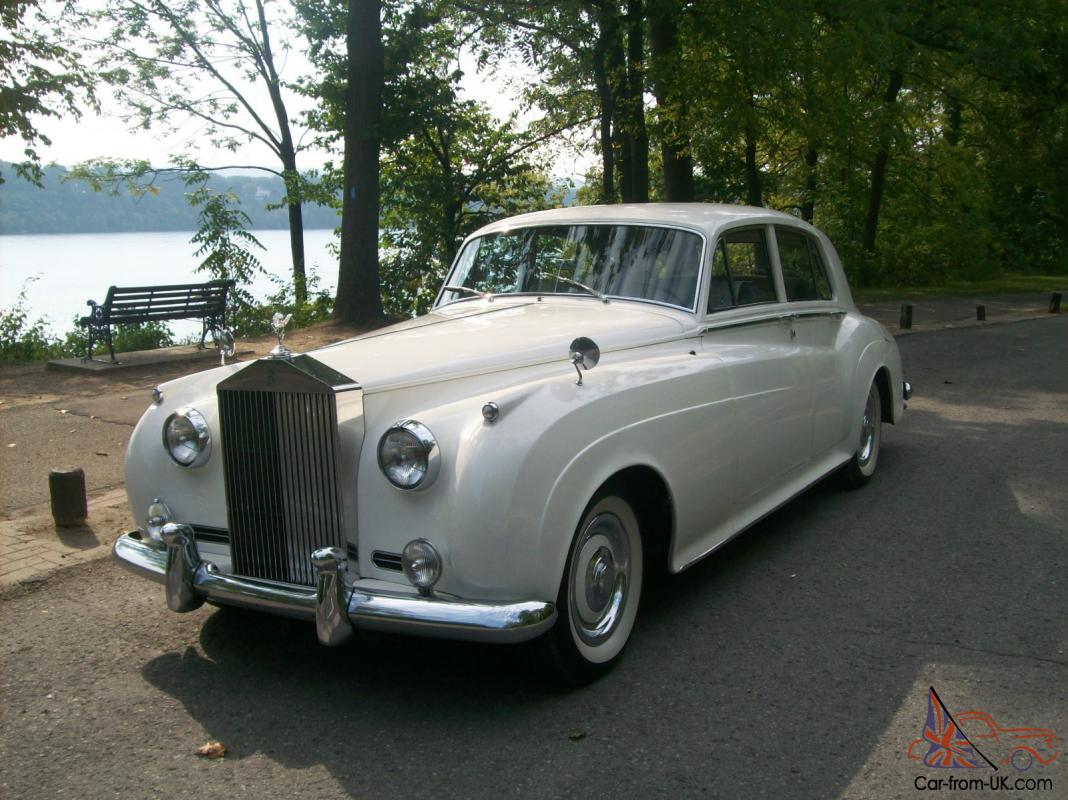 1961 rolls royce silver cloud ii v8 air conditioning. Black Bedroom Furniture Sets. Home Design Ideas