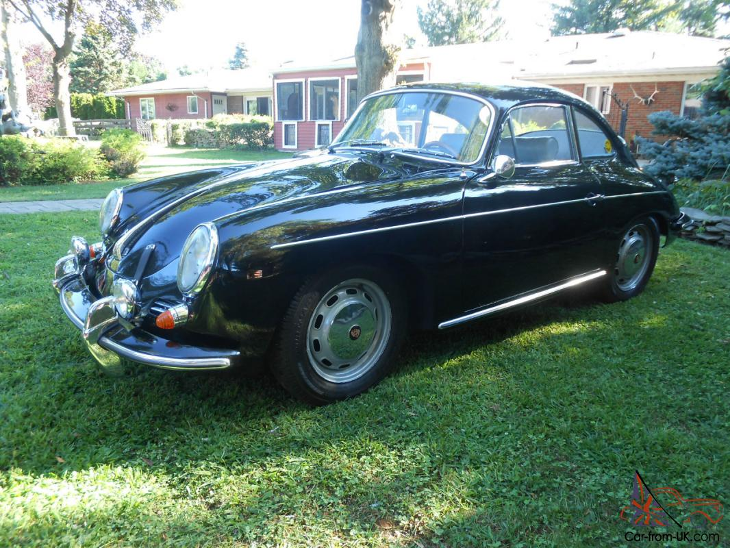 1964 porsche 356 sc coupe. Black Bedroom Furniture Sets. Home Design Ideas