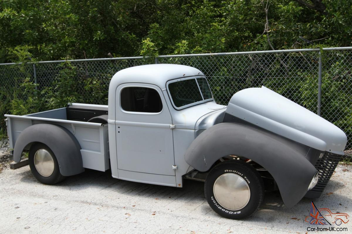 1947 International KB1 Pickup Street Rod