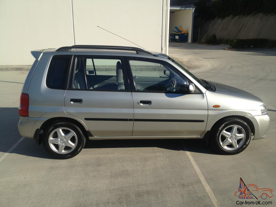 mazda 121 metro platinum edition 2001 automatic129 000km 1owner service books in moreton qld. Black Bedroom Furniture Sets. Home Design Ideas