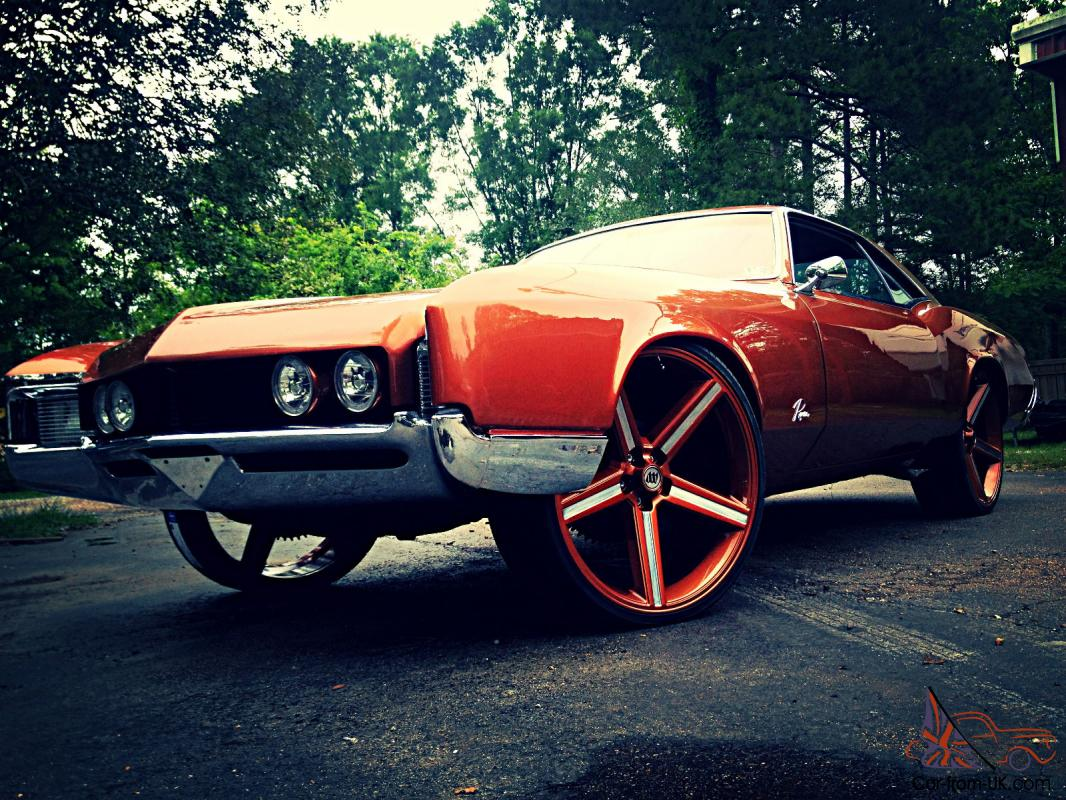 1966 Buick Riviera Custom Paint 26\
