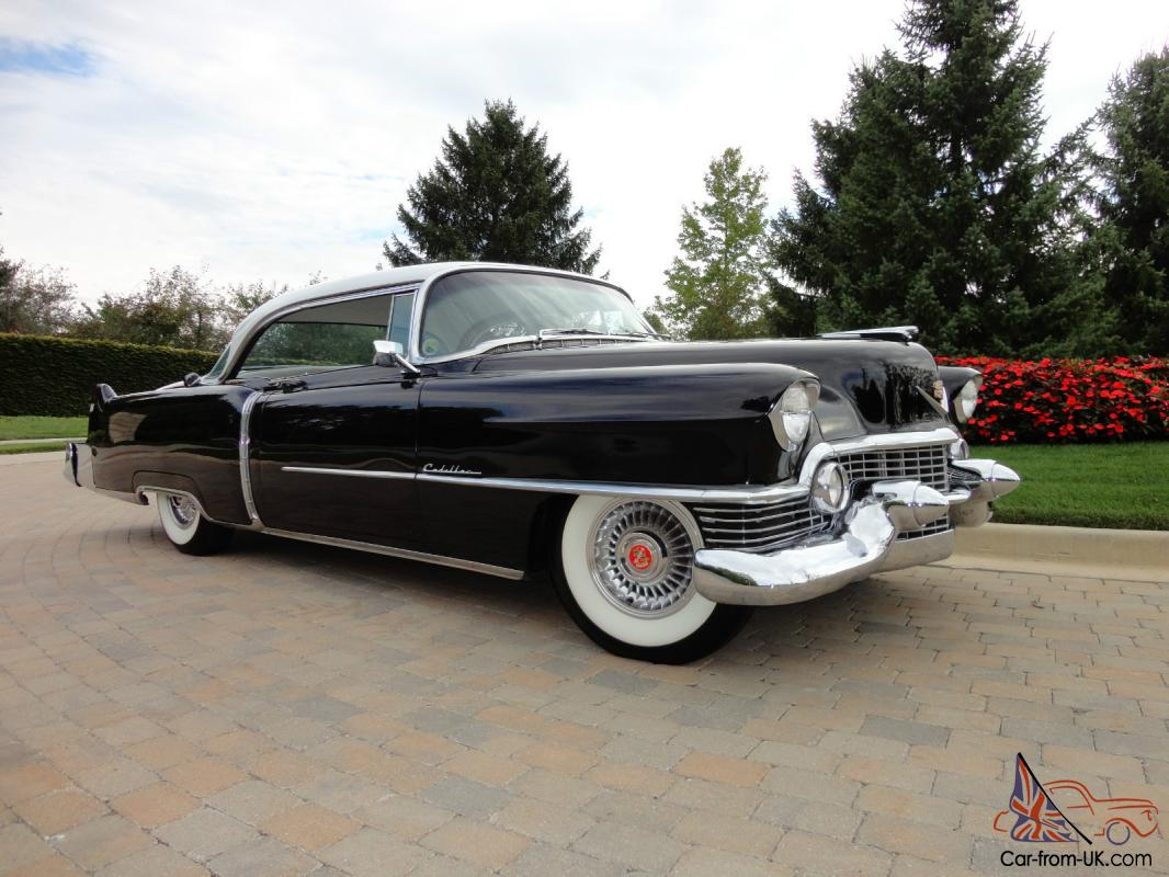 1954 Cadillac Coupe DeVille Base Hardtop 2-Door
