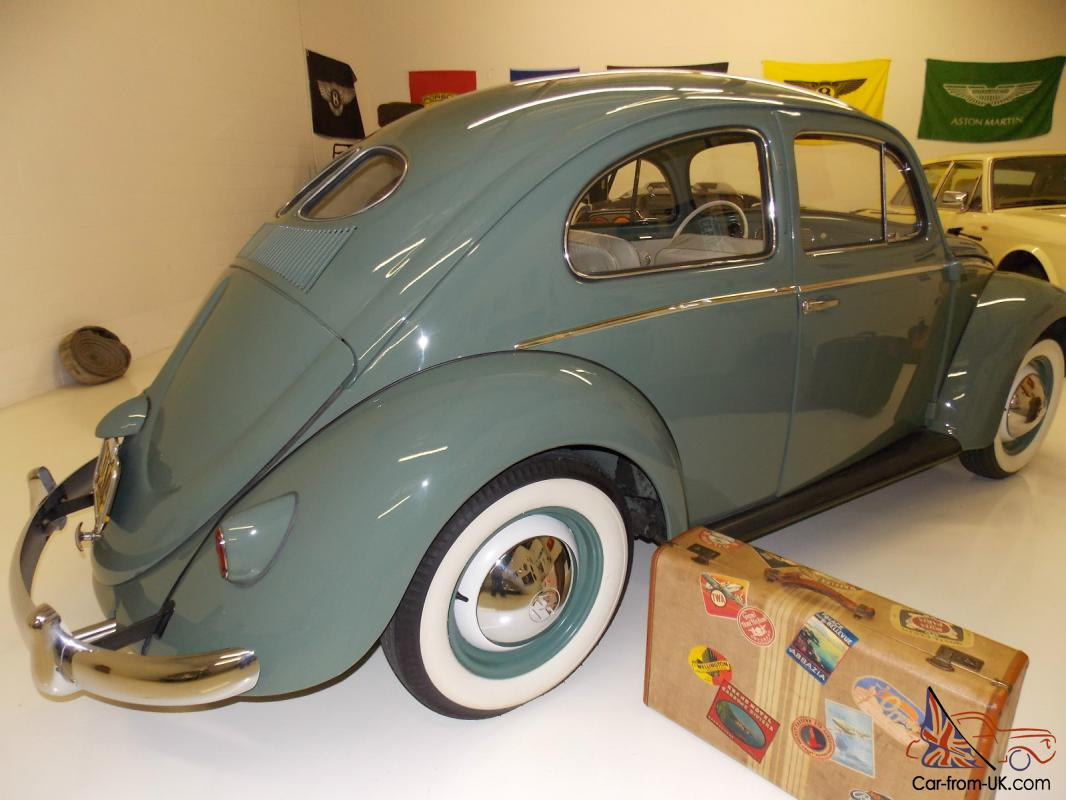 1952 volkswagen beetle split window zwitter super rare for 1952 split window vw bug