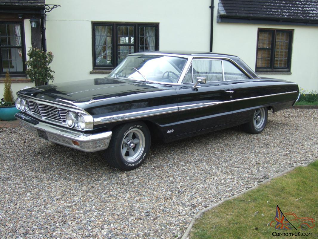 1964 ford galaxie 500 coupe 390 cu ins v8 manual 4 speed. Cars Review. Best American Auto & Cars Review