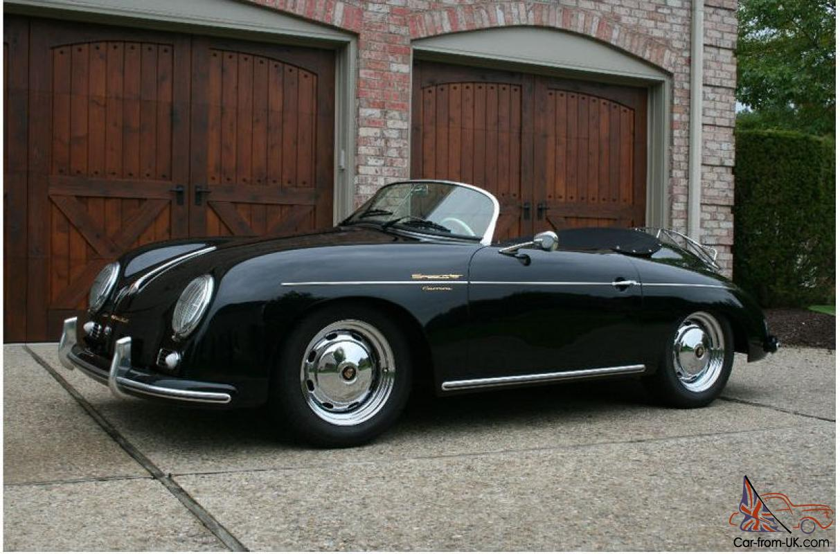1957 porsche 356 replica. Black Bedroom Furniture Sets. Home Design Ideas