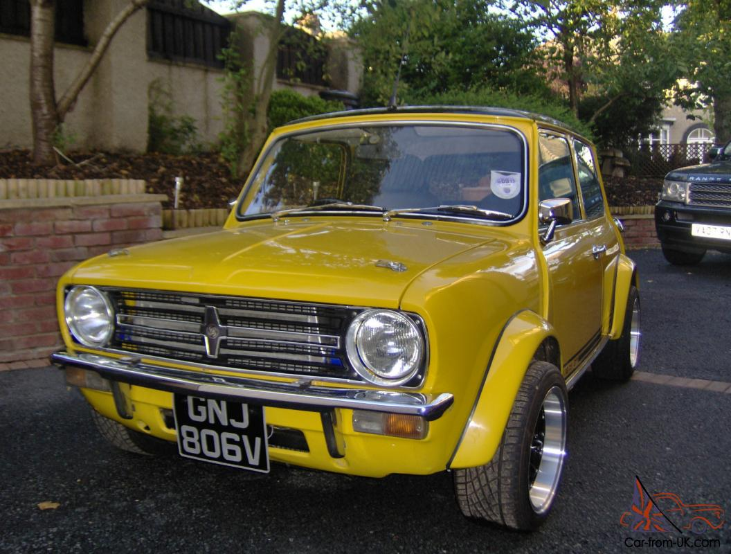 Saleon 1980 Austin Mini Clubman