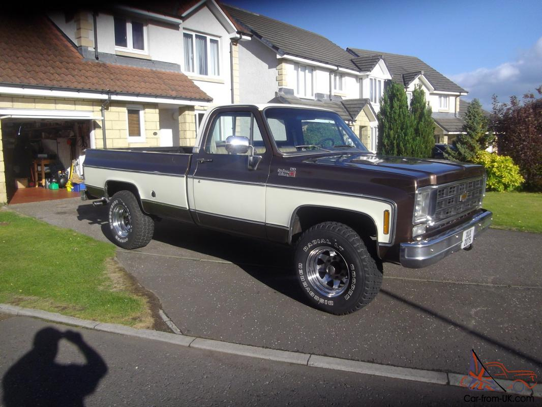 1978 4x4 Trucks For Sale images