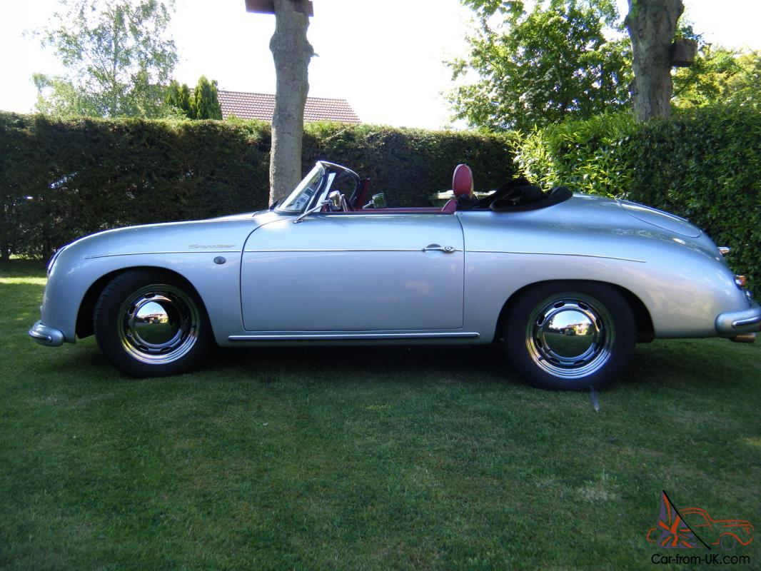 chesil porsche 356 speedster replica 2003. Black Bedroom Furniture Sets. Home Design Ideas