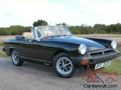 Ass specifications for 1978 mg midget tittie