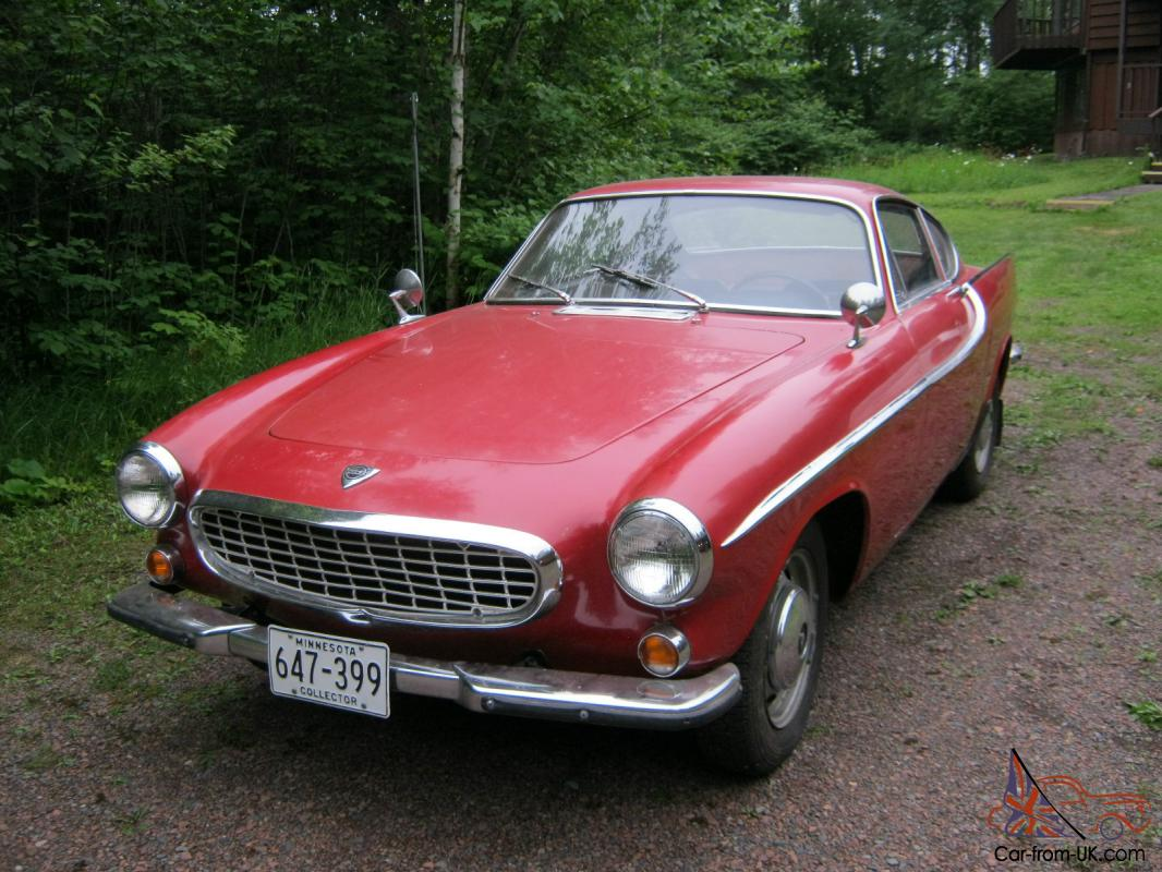 Volvo 1800S Good project car Running condition Brakes driveline good