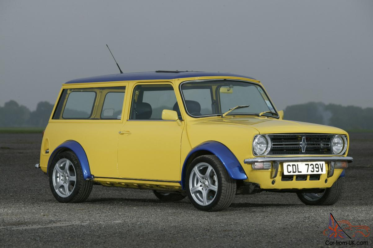 Mini Clubman Estate With Watsons 1 6 Honda Conversion A Very Quick